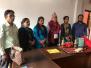 जिल्ला समन्वय समिति , पाल्पाकाे जिल्ला समन्वय अधिकारी श्री लेखनाथ ज्ञवाली ज्यूकाे  विदाइ कार्यक्रम ...........